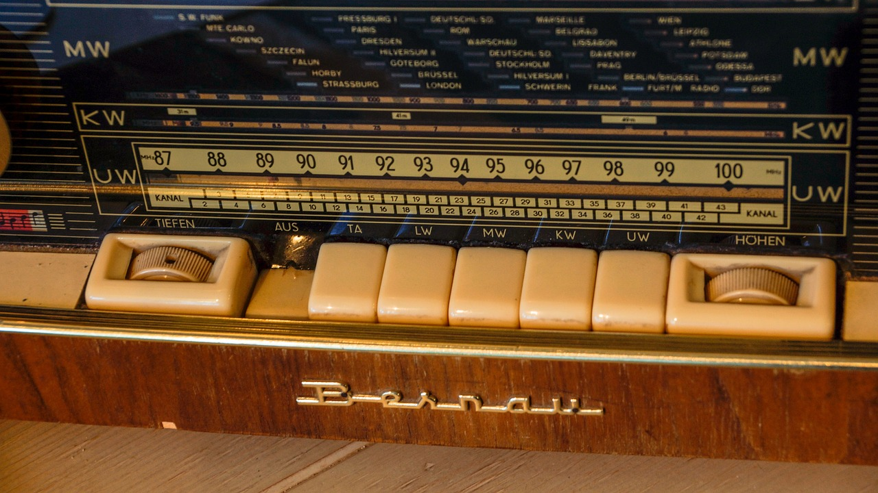 Radiospot Texter Tipp: Extra Domain für Radiowerbung